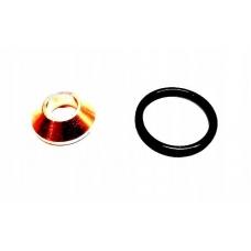 Ремкомплект форсунки Denso Опель Астра шайба форсунки, уплотнительное кольцо 1.7 cdti DRM0256SL