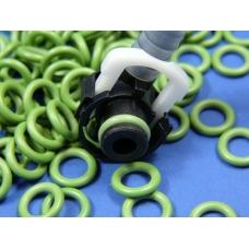 Кольцо уплотнительное топливной трубки Мерседес Вито 2.2 CDI, Спринтер OM611 2.2 CDI A6019970645 колечко
