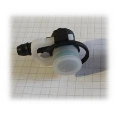 Быстросъем топливной трубки диаметр 8 мм Мерседес Вито 2.2 CDI, Спринтер OM611 2.2 CDI A6019970646 угловой Коннектор CDI