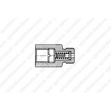 Клапан перепускной ТНВД М14/М14 (1.3-1.8 bar) DX38021 Nova Ditex