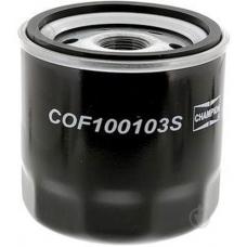 Фильтр масляный Форд Коннект Ford Connect 1.8 TDCi CHAMPION COF100103S