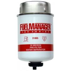 """Дизельный фильтр сепаратор Фильтрующий элемент 30 Мк 4,3"""" 31865 FM 100"""