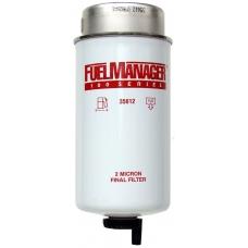 """Рено Кенго Дизельный фильтр сепаратор Фильтрующий элемент 2 Мк 6"""" 35612 FM 100 Volkswagen Crafter"""