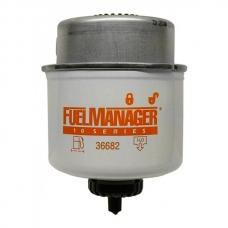 """Дизельный фильтр сепаратор Фильтрующий элемент 5 Мк 2,8"""" 36682 FM10"""