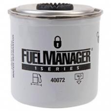 """Дизельный фильтр сепаратор Фильтрующий элемент 5 Мк 3,6"""" 40072 FM1"""