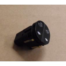 Кнопка стеклоподъемник левая дверь водителя Ford Connect 1.8 TDCi Форд Коннект FSE11407011
