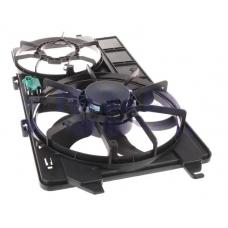 Вентилятор радиатора Диффузор Форд Коннект Ford Connect 1.8 TDCi FASE 11-605-015