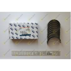 Вкладыши коренные Форд Транзит 2,5Д 6146009 Ford Transit 1991-2000 (0.25mm)