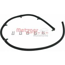 Обратка топливный шланг Мерседес W210 E270 CDI, MG 0840010 Spriner 2.7