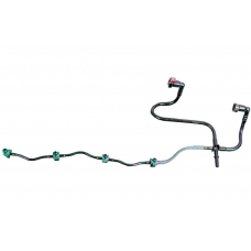 Обратка форсунок Фиат Дукато 2.2 JTD / MG 0840012, Fiat Ducato 2.2 jtd